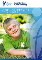 CatholicCare Annual Report 2014-15
