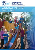 CatholicCare Annual Report 2015-16