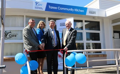 GALLERY: Taree Community Kitchen officially opens Image